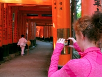 Fushimi Inari shrine client Kyoto 2010 Micah Gampel