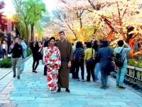Ben Elia Shinbashi dori Kyoto 2013 Micah Gampel