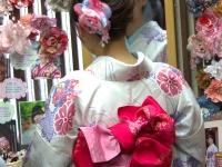 Chelsea Raymond dressing Kyoto 2013 Micah Gampel