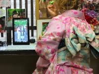 Beatriz Daniel dressing Kyoto 2013 Micah Gampel