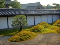 Tofukuji temple  garden Kyoto 2010 Micah Gampel