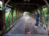 Tofukuji temple bridge Kyoto 2010 Micah Gampel