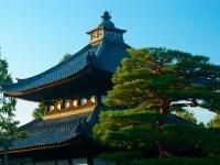 Tofukuji temple building Kyoto 2009 Micah Gampel