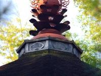 Tofukuji temple roof detail Kyoto 2010 Micah Gampel