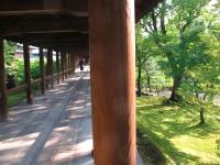 Tofukuji temple zen garden walkway Kyoto 2012 Micah Gampel